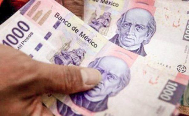 Gana el peso 37 centavos en la semana, tras cambios favorables en relación México-EU
