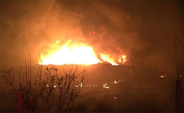 Pipa con combustible explota cerca de campus de la UdeG