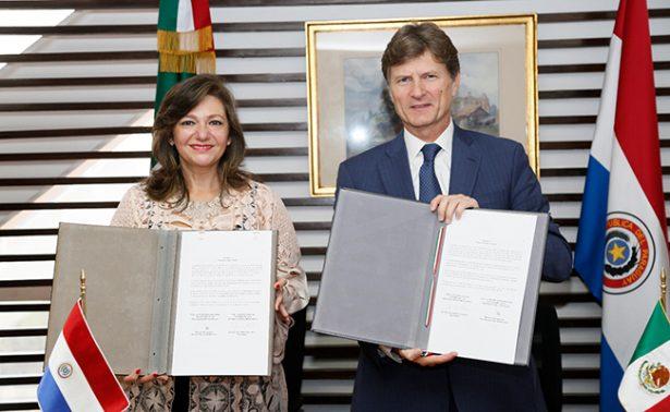 México y Paraguay firman Memorándum de Entendimiento para cooperación turística