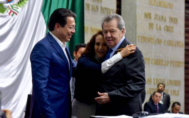 Morena afianza unión en el Congreso tras 'dolores' de cabeza por González Anaya
