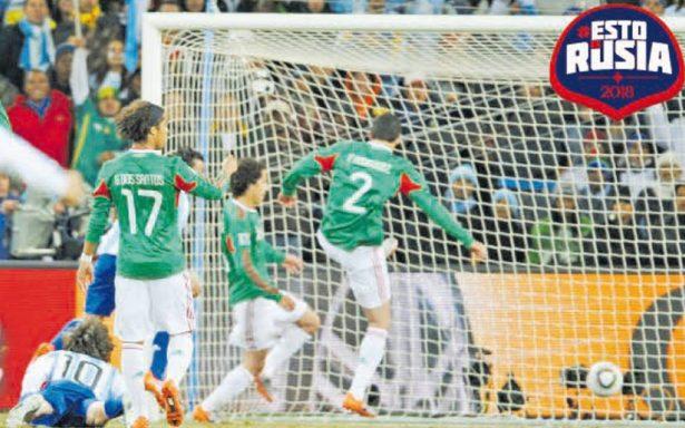 Recuerdos del Tricolor: México en Mundial Sudáfrica 2010