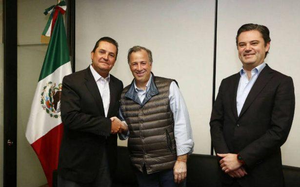 Francisco Guerrero Aguirre se suma al equipo de Meade