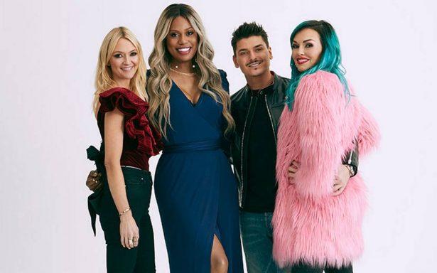 "Kim Kardashian produce el programa que estrena hoy, ""Glam Masters"""