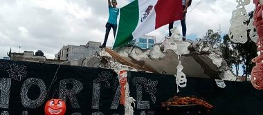 CDMX está en pie tras sismo del 19-S, asegura Mancera