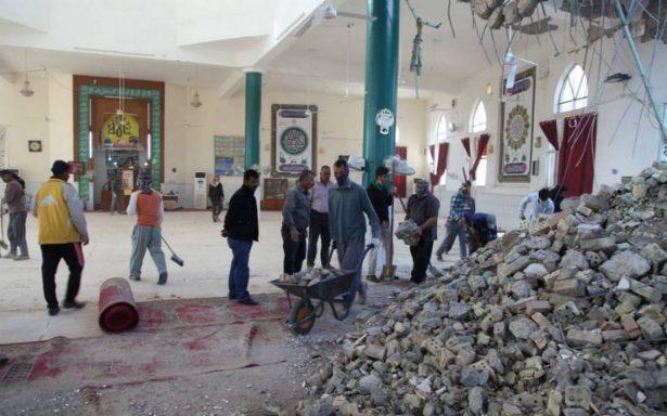 Ya son 450 muertos por terremoto; Irán declara tres días de luto
