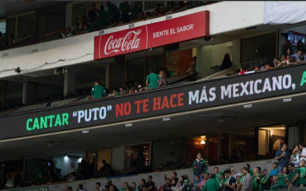 ¡Otra vez! FIFA multa a FEMEXFUT por grito homofóbico