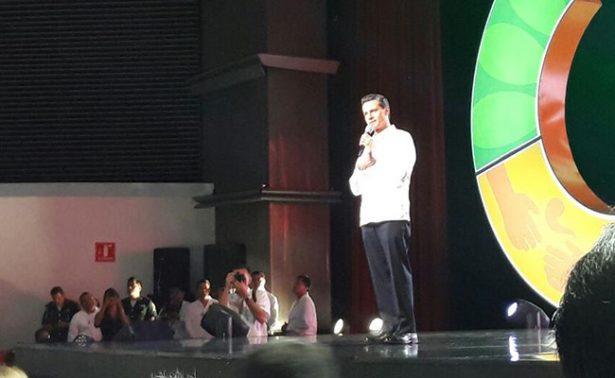 Enrique Peña Nieto inaugura Tianguis Turístico 2017 en Acapulco