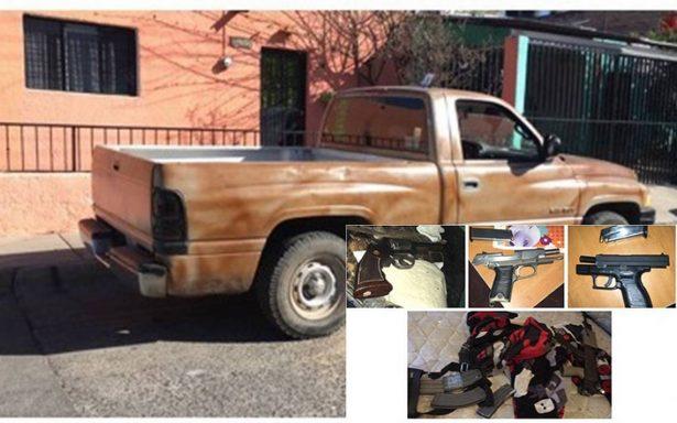Desmantelan banda de sicarios en Jalisco