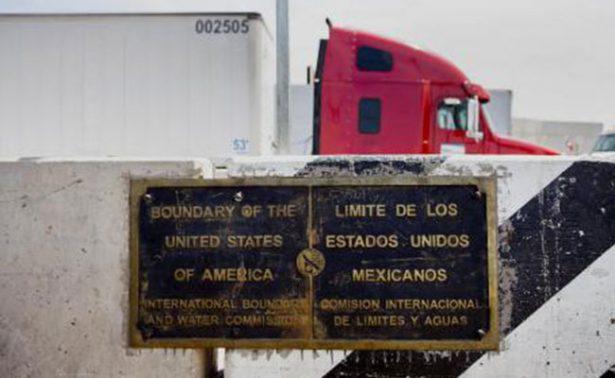 Trump debe impulsar comercio fronterizo y no muro: IP