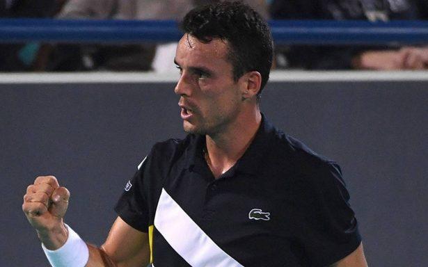Roberto Bautista enfrentará a Novak Djokovic en el torneo Abu Dabi