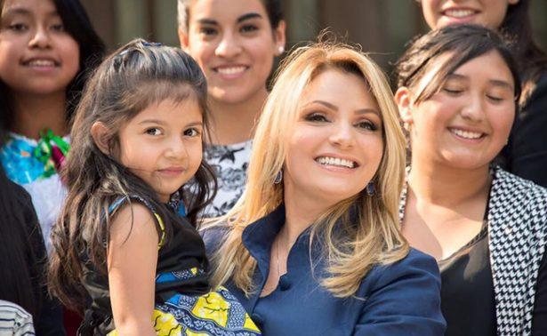 México ha sido más grande por dar mayores oportunidades a la mujer: Angélica Rivera