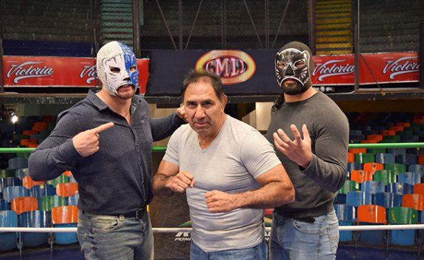 Matt Taven vs. Rush: duelo EU-México en la Arena México