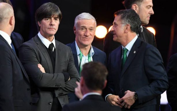 ¡Frente a frente! México contra Alemania, ¿quién ganará?
