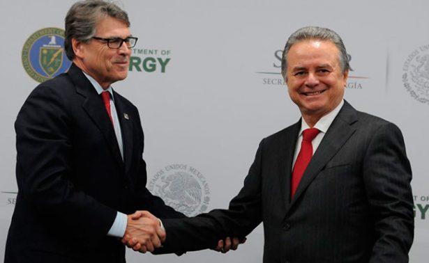 México, socio seguro en el ámbito energético: Rick Perry; se reunirá con EPN
