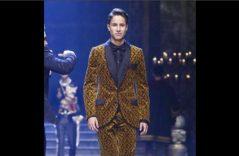 Juanpa Zurita, de estrella del internet a modelo de Dolce & Gabbana
