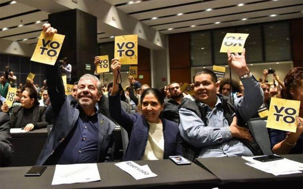 PRD aprueba convocatoria interna rumbo al 2018; el lunes registran Frente Ciudadano