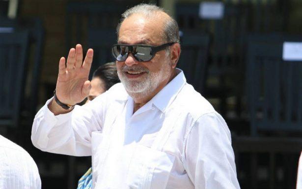 Carlos Slim se hace más rico, su fortuna aumenta más de 12 mil millones de dólares