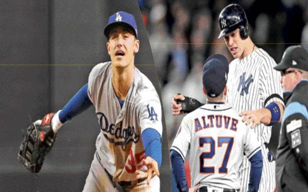 Bellinger y Judge gigantescos novatos en las Ligas Mayores