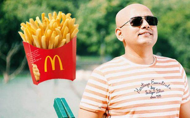 La cura a la calvicie está ¡en las papas fritas de McDonald's!