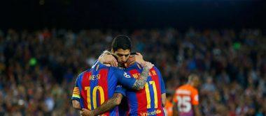 Barcelona respalda a Messi en la injusta sanción