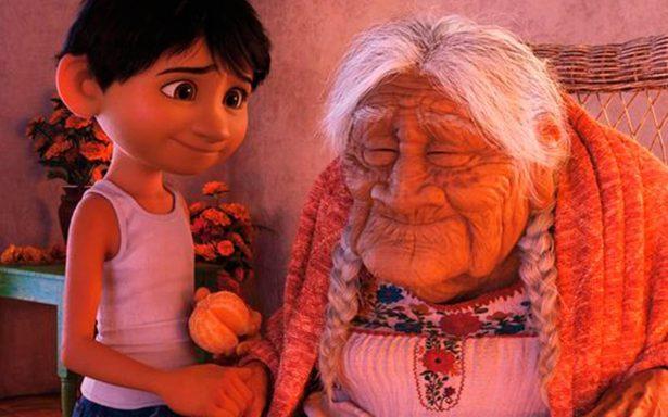 México, el gran protagonista del Globo de Oro que ganó 'Coco'