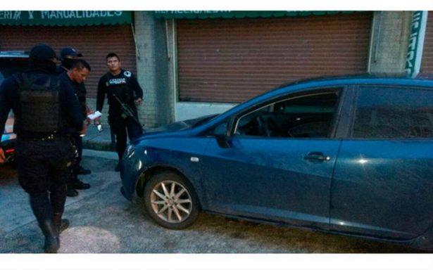 Persiguen y balean automóvil que conducía hijo de la diputada Eva Cadena