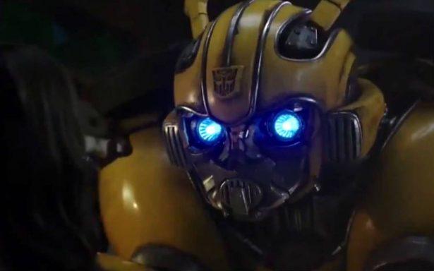 Ve el nuevo tráiler de Bumblebee en donde reaparece Optimus Prime