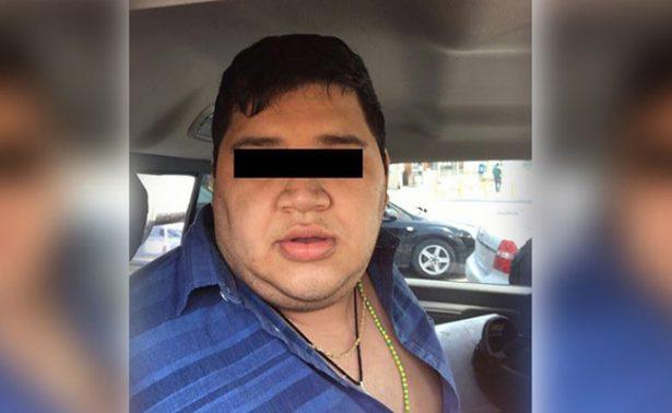 """Detienen al """"Gordo Garay"""" líder zeta en Nuevo León"""