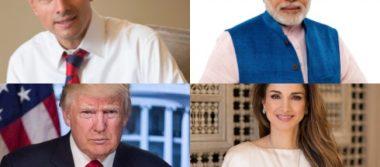 Desde India hasta México, ellos son los líderes mundiales más populares en Facebook