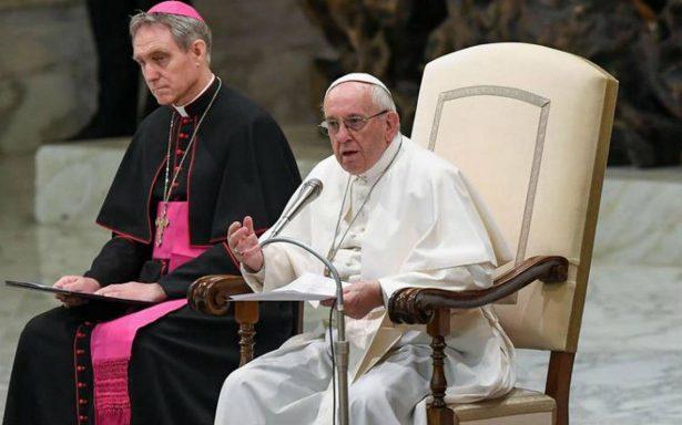 Corrupción y soberbia son 'enfermedades del corazón': Papa Francisco