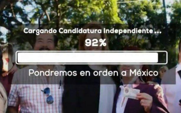 Margarita Zavala a un paso de obtener candidatura independiente a la Presidencia