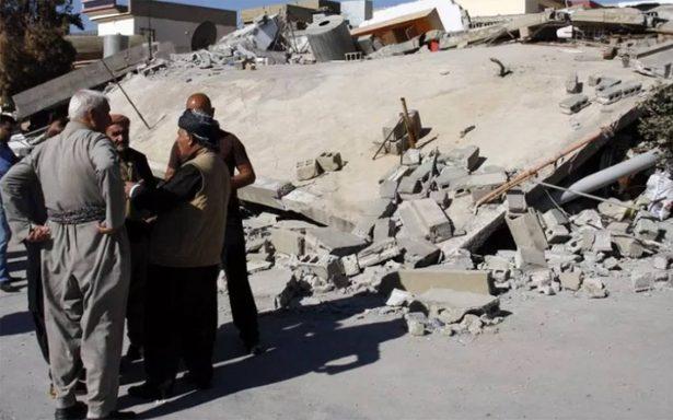 Suman 378 heridos tras dos fuertes sismos en Irán