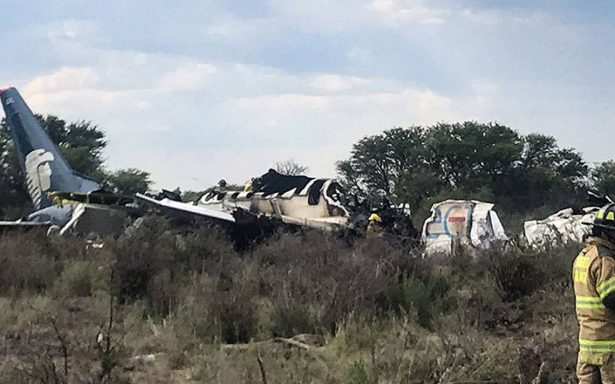 Aeroméxico suma 15 demandas en EU tras accidente en Durango