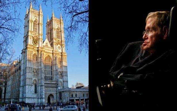 Cenizas de Stephen Hawking se enterrarán en la abadía de Westminster