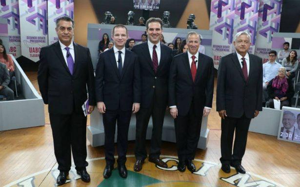INE consultará a ciudadanos por redes para tercer debate