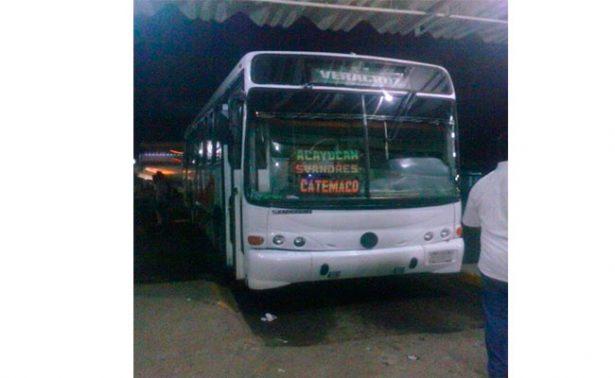 Asaltantes toman como rehén a niño en Veracruz