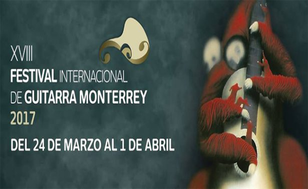 Festival Internacional de Guitarra Monterrey 2017