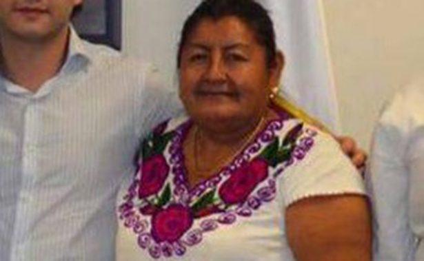 "Liberan a alcaldesa de Suchiate; ""violaron mis derechos"""
