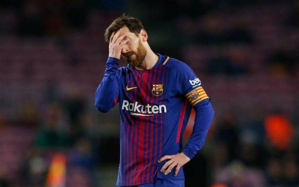 """""""Messi es un extraterrestre, pero necesita descansar""""; Aspiazu lo manda a la banca en el RCDE Stadium"""
