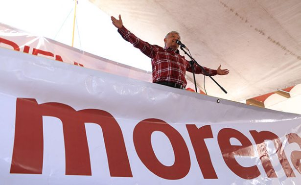 Barrales debe apoyar a Morena para dejar de ayudar a la mafia: AMLO
