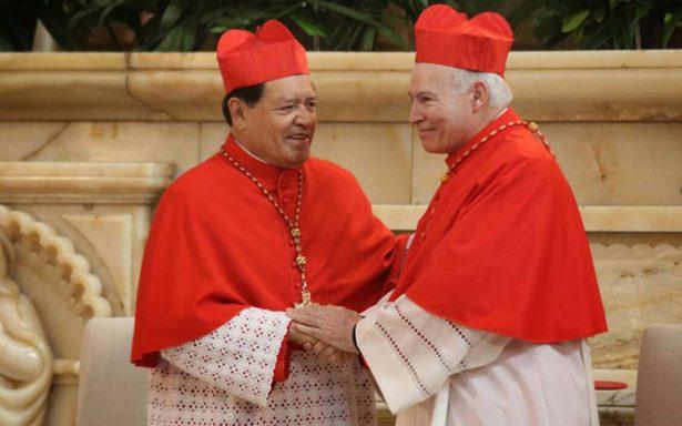 Carlos Aguiar Retes asume como Arzobispo Primado de México