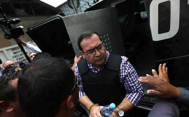 Guatemala reitera a México plazo para pedir extradición de Duarte