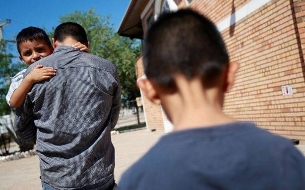Trump evalúa promulgar decreto para poner fin a separación de niños inmigrantes