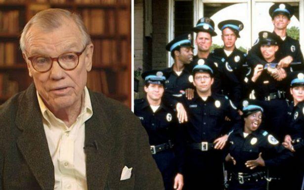 """Muere Hugh Wilson, director de la película """"La Academia de Policía"""""""