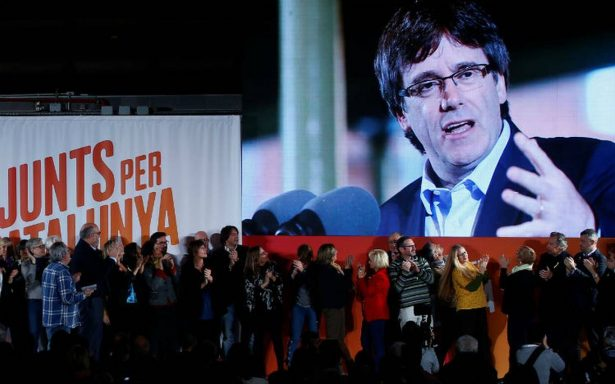 España retira orden de detención europea contra Puigdemont
