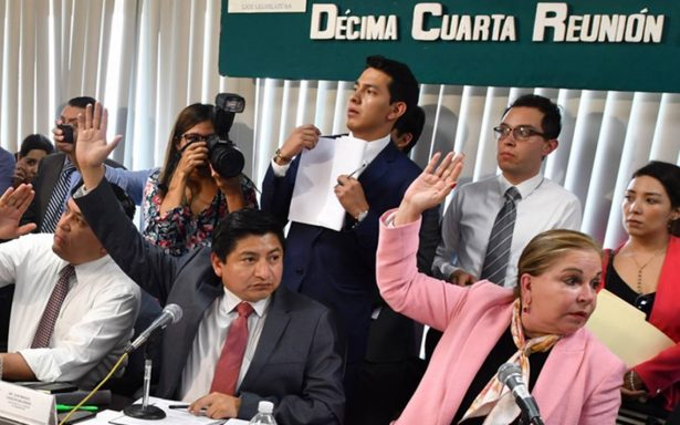 Dictadura la aprobación de propaganda gubernamental: PAN, PRD y Movimiento Ciudadano