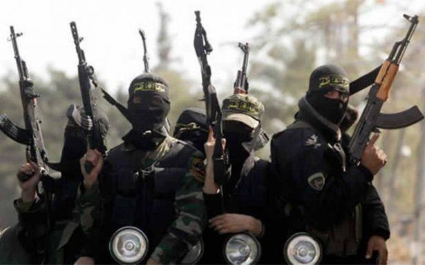 Detienen a 82 presuntos miembros del Estado Islámico