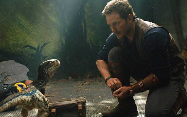 Juan Antonio Bayona presenta Jurassic World: Fallen Kingdom