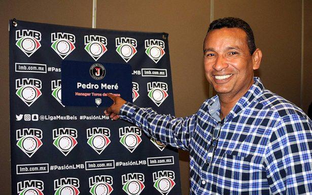 La Liga Mexicana de Beisbol se reunió con managers  y gerentes deportivos
