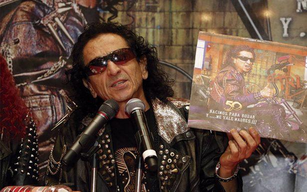 El rock de Alex Lora se fusionará con la música de mariachi
